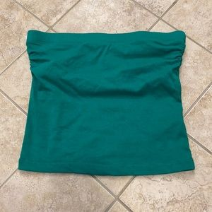 Zenana outfitters tube top size small